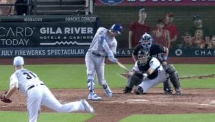 VIDEO: Brandon Nimmo Hits Two-Run Jack to Cap Mets Rally
