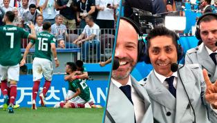ÉPICO | Las mejores narraciones del gol de Hirving Lozano que dieron la vuelta al mundo