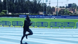 VIDEO: Terrell Owens Runs Blazing 40-Yard Dash