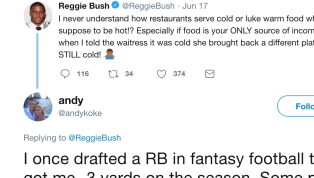 Reggie Bush Roasted By Former Fantasy Owner on Twitter With Comeback Years in the Making