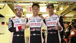 Auf dem Weg zur Triple Crown: Alonso krönt sich zum Le-Mans-Sieger
