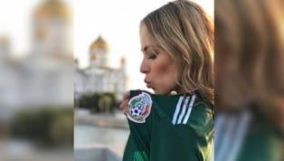 SE VOLVIÓ LOCA | El efusivo festejo de Vanessa Huppenkothen en el Lunizhkí en el gol de Lozano