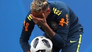 SỐC: Neymar bỏ tập, nguy cơ chia tay World Cup 2018