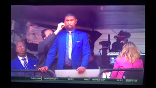 VIDEO: Jalen Rose Discusses Whether or Not He's a Robot