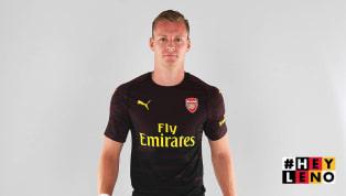 RESMI: Bernd Leno Bergabung dengan Arsenal