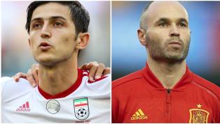 พรีวิว ฟุตบอลโลก 2018 รอบแบ่งกลุ่ม กลุ่มบี : อิหร่าน พบกับ สเปน
