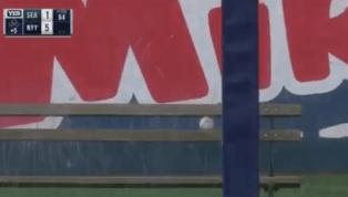 CURIOSO: El sitio donde terminó el jonrón de Aaron Hicks en el Yankee Stadium