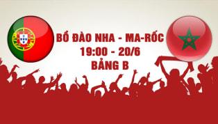 NHẬN ĐỊNH: Bồ Đào Nha - Ma-rốc (19h00 ngày 20/6): Sức mạnh tinh thần!