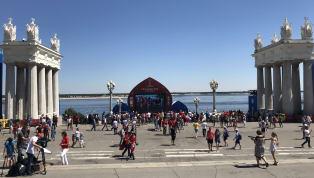 90Min World Cup Fan Diaries: The Battle of Volgograd