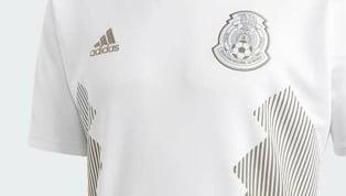 #HERMOSURA | Filtran posible nuevo jersey del TRI para después del Mundial