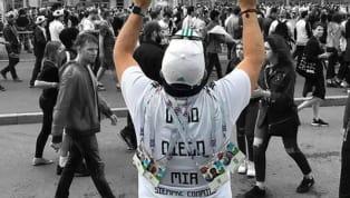 MÁS QUE FÚTBOL   La historia más emotiva del Mundial que protagoniza un hincha mexicano