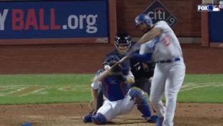 GRAND SLAM: Matt Kemp se vistió de héroe con este soberbio jonrón con las bases llenas ante los Mets