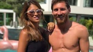 El emotivo mensaje de Antonella a Messi por su cumpleaños