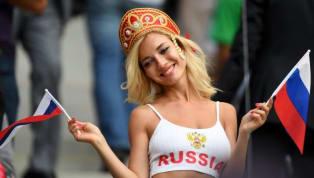 FOTO | La star del Mondiale 2018 è lei: Natalya Nemchinova, ex miss Mosca