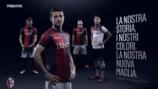 Il Bologna presenta le nuove maglie per la stagione 2018-19 e annuncia l'accordo con Liu-Jo