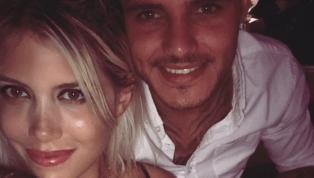 FOTO | Mauro Icardi e Wanda Nara in vacanza a Ibiza: ultimi giorni di vacanza per la coppia