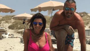 FOTO | L'esplosiva Valentina Liguori, moglie di Gianluca Zambrotta