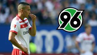 Perfekt: Hannover 96 leiht Bobby Wood aus