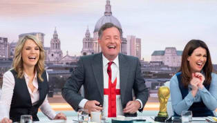 Arsenal-Supporting Twitter Troll Piers Morgan Blames Spurs Players for England's World Cup Exit