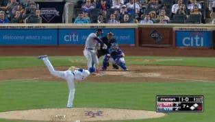 VIDEO: Bryce Harper calienta motores para el Derby de Jonrones con este cuadrangular ante los Mets