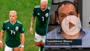 Cuauhtémoc Blanco se va con todo en contra de Vela, Chicharito y otros jugadores del Tri