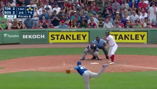 VIDEO: Xander Bogaerts Crushes Grand Slam to Give Sox Walk-Off Victory