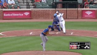 VIDEO: Manny Machado batea su jonrón 24 de la temporada a horas de ser cambiado