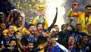 FRANCIA CAMPIONE DEL MONDO! La finale contro la Croazia finisce in goleada (4-2)