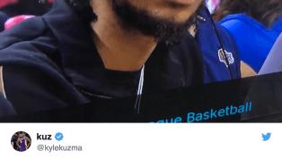 Kyle Kuzma Trolls Brandon Ingram on Twitter With Clutch Michael Jackson Reference