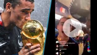 #MexicanStyle | Griezmann y Pogba mandan mensaje a Vela y a todos los mexicanos