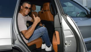 Ronaldo lập kỷ lục cực khủng ngay sau khi khoác áo Juventus