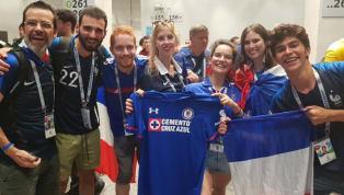 De nada Francia | Cruz Azul le dio la suerte al campeón del Mundo