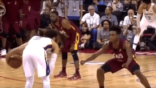 VIDEO: Collin Sexton is Taking Summer League Way too Seriously