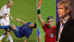 2006 FIFA World Cup Final's Referee Explains How He Got to Know Zidane Had Headbutted Materazzi
