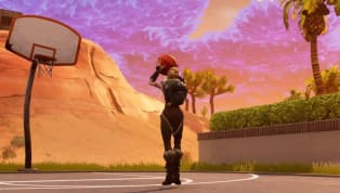 Map of All Basketball Court Locations in Fortnite: Battle Royale