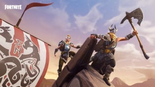 How to Search Between an Oasis, Rock Archway and Dinosaurs in Fortnite Season 5, Week 2 Challenge