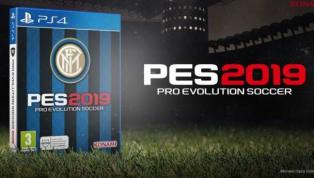 PES 2019, in arrivo 'Inter Edition': da agosto in vendita l'edizione speciale nerazzurra