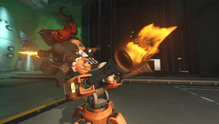 Upcoming Overwatch Torbjörn Rework Makes Turrets Throwable and Removes Molten Core