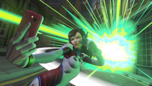 How to Snag New Overwatch League D.Va Skin Only Available Through Twitch Bits