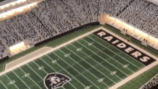 VIDEO: Revelado el proyecto del nuevo estadio de los Raiders en Las Vegas