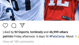 Tom Brady Says on Instagram He'll Be Reporting to Pats Camp Early