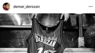 DeMar DeRozan Posts Emotional Farewell Instagram to Toronto