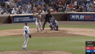 VIDEO: Scorching-Hot Matt Carpenter Homers in His Sixth Straight Game