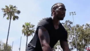 VIDEO: Tyrod Taylor Posts Sick Workout Clip With Odell Beckham Jr. and Teammates