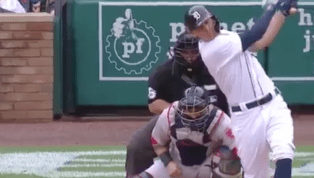 VIDEO: Chris Sale Throws Legitimately Untouchable Slider Against Tigers