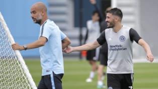 POSITIVO: David Villa podría reaparecer este fin de semana con el New York City FC
