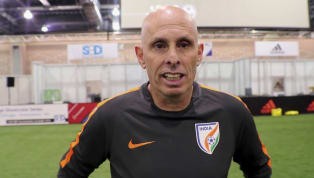 Stephen Constantine Hits out at IOA's Decision to Leave the Indian Football Team out of Asian Games