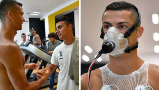 Here's How Cristiano Ronaldo Spent His First Day at Juventus