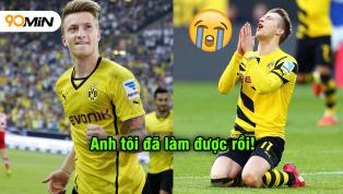 Sau 6 năm trung thành, Marco Reus chính thức nhận đặc ân lịch sử từ Dortmund