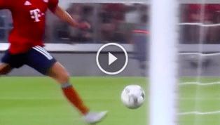 VIDEO: Pha dứt điểm 'cực bá' của Ribery trong trận đấu với Man United